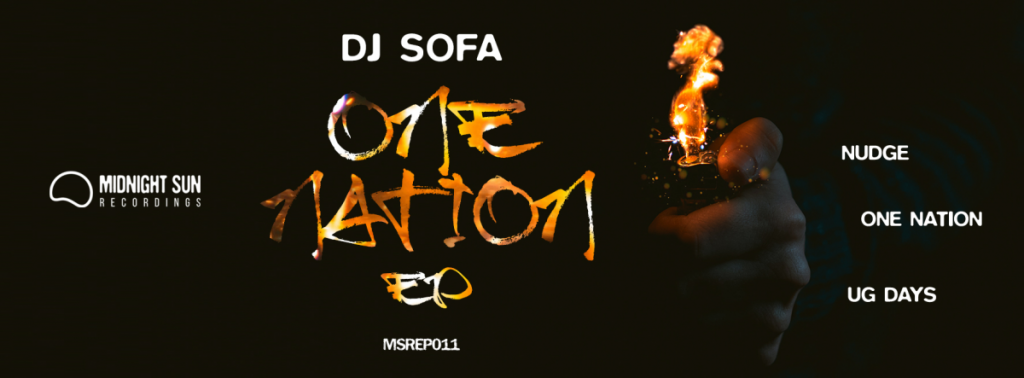 Dj Sofa One Nation EP